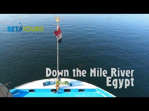 Down the Nile River, Egypt 4K travel guide bluemaxbg.com