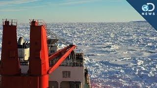 Why Do We Go to Antarctica?