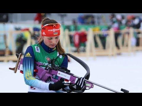 UA:СУМИ: Сумчанка виграла гонку кубку IBU