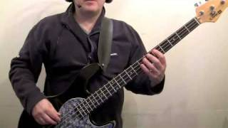 how to play bass for beginners - can