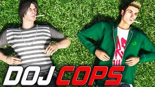 Typical Day on Campus | Dept. of Justice Cops | Ep.906