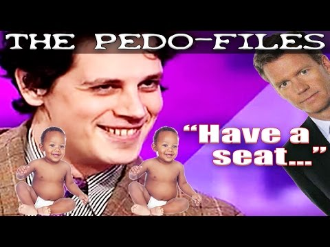 The Pedo-Files - The Curious Case of Milo Yiannopoulos