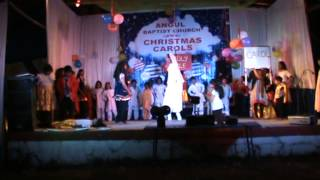 ANGUL BAPTIST CHURCH-Carols 2013