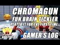 ChromaGun Is A Fun Brain Tickler And I Got To Play It For The Very First Time (Gamer's Log)