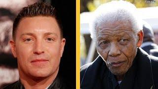 Lane Garrison: Mandela inspires my daily life