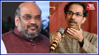 On President Poll, Uddhav Thackeray Rejects Amit Shah Proposal :Mumbai Metro