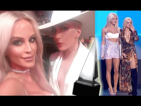 PRESENTING AT THE AMA'S, MEETING GAGA & MORE! | Gigi