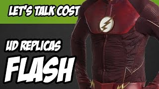 UD Replicas The Flash suit - Costume - Cosplay Review