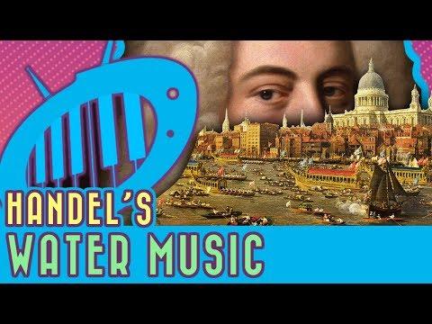 Handel's Water Music: A Baroque Concert Masterpiece