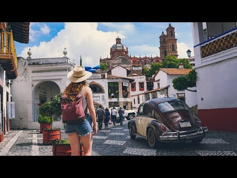 MOST INSTAGRAM WORTHY TOWN IN MEXICO!