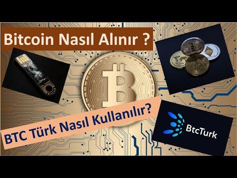 Bitcoin Nasıl Alınır ? BtcTurk Nasıl Kullanılır ?