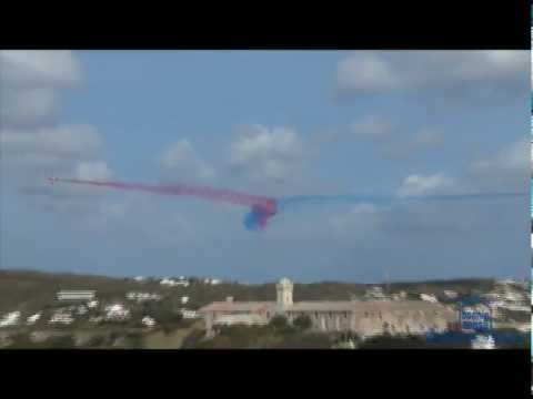 Red arrows menorca 26 09 12 youtube - Inmobiliaria bonnin sanso ...