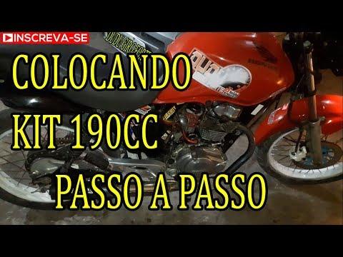 CG FAN 125 preparada - Caveira motos de YouTube · Duração:  35 segundos