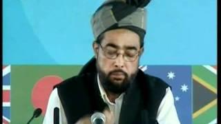 Divine Help during Khilafat of Hadhrat Mirza Masroor Ahmad, Urdu speech at Islam Ahmadiyya Jalsa