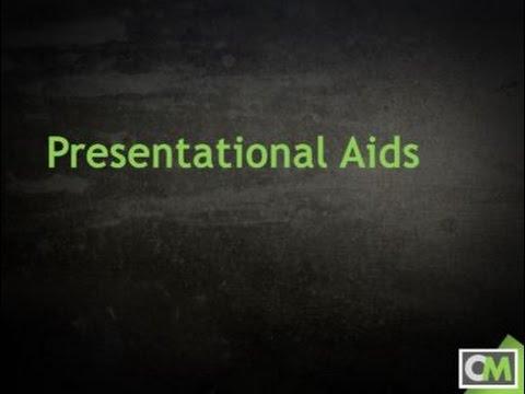 Presentational Aids