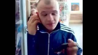 Гопник покупает наушники для телефона! Прикол! Часть 2