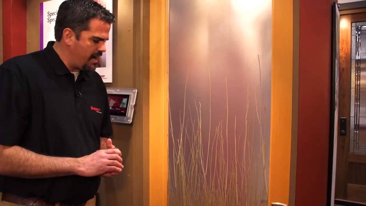 Simpson Door Company Resin Panel Doors  sc 1 st  YouTube & Simpson Door Company Resin Panel Doors - YouTube