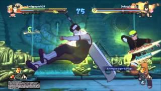 NARUTO SHIPPUDEN Ultimate Ninja STORM 4 Online Battle#814