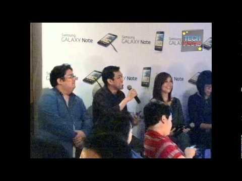 Samsung Galaxy Note GT-N7000 Philippines