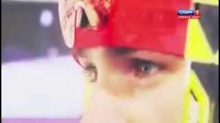 Biatlon s Gubernievym  Gonka CHempionov  Vypusk 12 ot 05 04 2014 240 online video cutter com