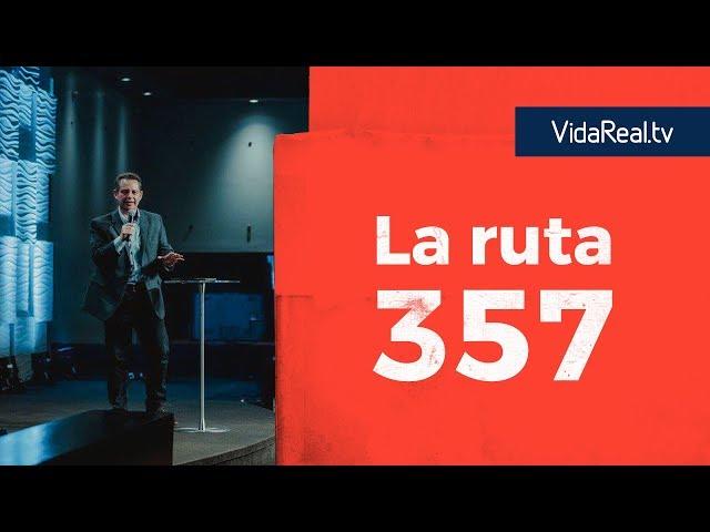 La ruta 357. | Ruta 357 | Asdrubal Hernández