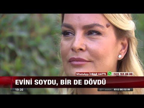 Sibel Turnagöl'e hizmetçi dayağı -  23 Ekim 2017