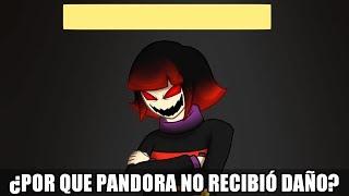 ¿Por qué Pandora NO recibió daño? | UNDERFAIL