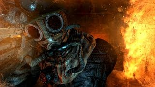 Metro Last Light Contagion PC Walkthrough Very High Settings 1080p