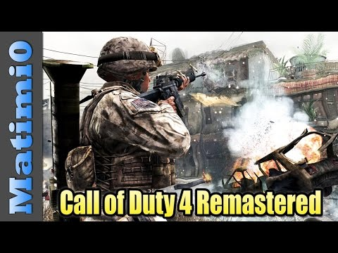 Remastered - Call of Duty 4
