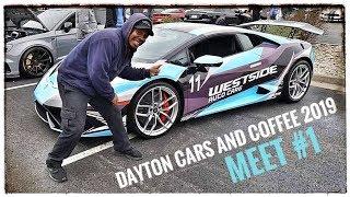 2019 Dayton Cars And Coffee Meet #1