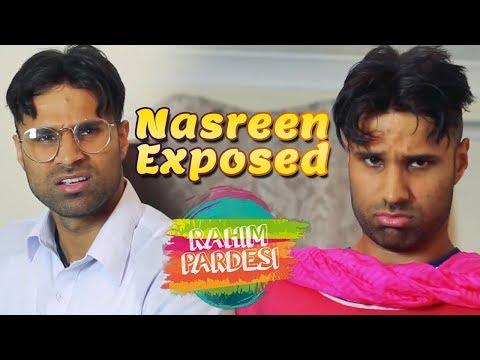 Nasreen Exposed | Rahim Pardesi | Desi Tv Entertainment