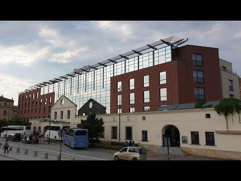 Sheraton Grand Krakow, Poland - Review Of King Room 306