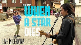 When A Star Dies - Federico Borluzzi live in Cervinia [from new album ANOTHER SUN]