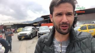 Un Mercado Caleño En Bogotá