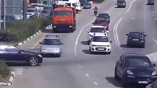 Vehicle Accidents Caught on Camera