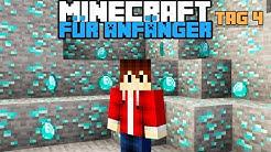Wie findet man schnell Diamanten in Minecraft ? | Minecraft für Anfänger #4