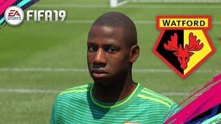 FIFA 19 | NEW FACES WATFORD - Premier League