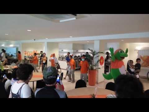 Dancing Breakfast @ Harris Resort Waterfront Batam