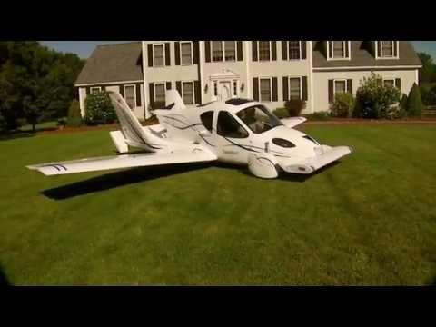 Terrafugia Transition : La Voiture-Avion [QuelleVoiture.ma]