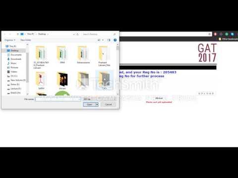 GITAM GAT 2019 Application Form - GITAM University