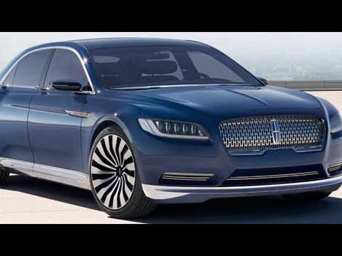 lincoln continental revived uber partners to rent byd s autoline daily 1587 youtube. Black Bedroom Furniture Sets. Home Design Ideas