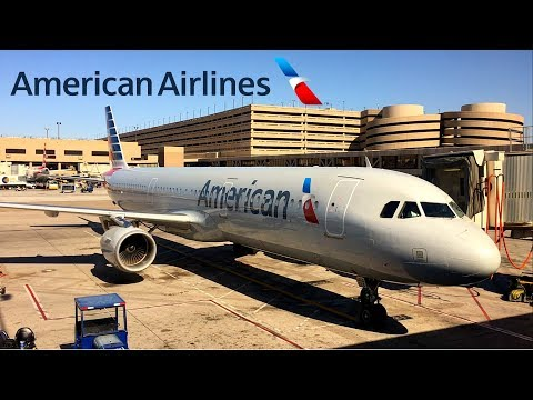American Airlines | A321-200 | Phoenix, AZ (Sky Harbor) ✈ Los Angeles (LAX) | Main Cabin Extra |