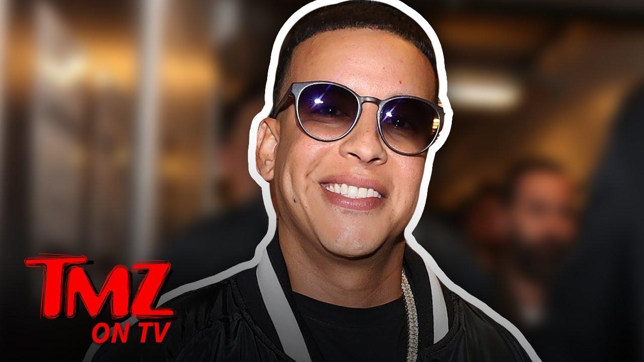 Daddy Yankee Hit In $2 Million Jewelry Heist! | TMZ TV ... Daddy Yankee