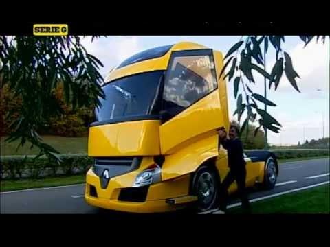 s rie g episode 7 yves g ni s essai le camion du futur youtube. Black Bedroom Furniture Sets. Home Design Ideas