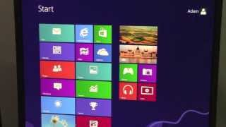 How to install Windows 8 on a new PC Hard Drive