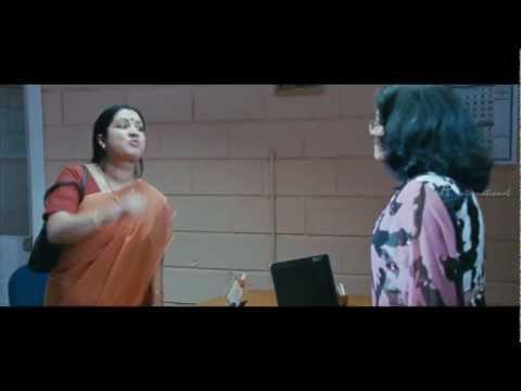 Malayalam Movie | Vadhyar Malayalam Movie | Talkative Kalpana | 1080P HD