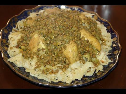 rfissa-au-poulet---chicken-rfissa---الرفيسة-المغربية
