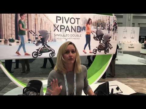 Evenflo Pivot xpand Convertible Stroller Preview