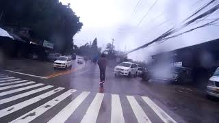EKSPH Baguio Rainy Ride Part 3