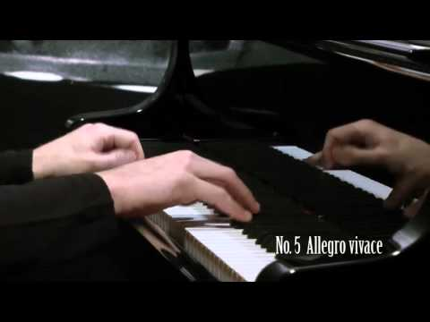 CHAIMOVICH plays SHOSTAKOVICH - 7 Preludes from the